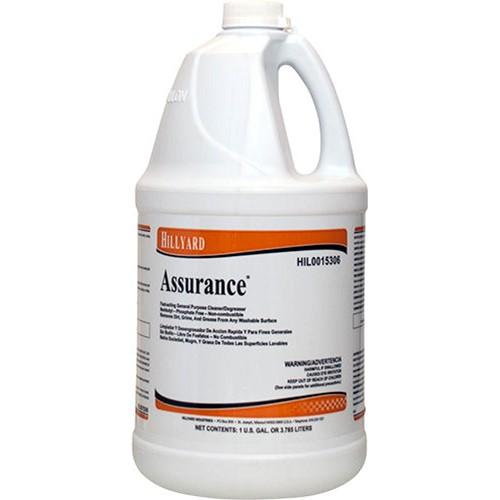 Hillyard, Assurance HD Multi Purpose Cleaner, concentrated gallon, HIL0015306, 4 gallons per case, sold as 1 gallon