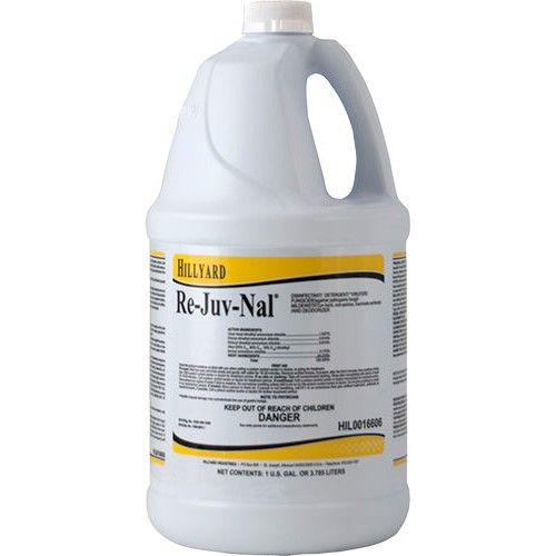 Hillyard, Re-Juv-Nal Disinfectant Cleaner, concentrated gallon, HIL0016606, sold as 1 gallon, 4 gallons per case