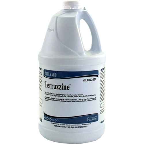 Hillyard, Terrazzine, Ready to use, HIL0033806, 4 gallons per case, sold as 1 gallon