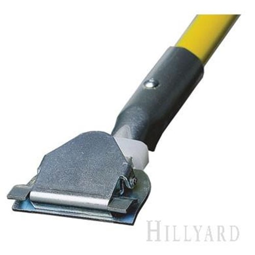 Hillyard, The Janitor Quick Change Wet Mop Handle, Metal with Wood Handlle, HIL22652, 12 per case, sold as each