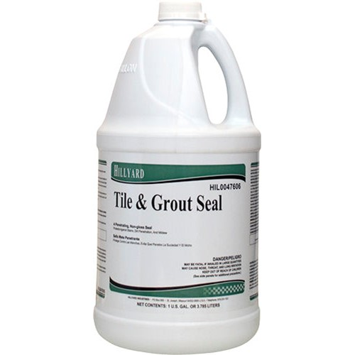 Hillyard, Tile and Grout Sealer, ready to use gallon, HIL0047606, sold as 1 gallon, 4 gallons per case