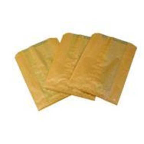 Hospeco, Sanitary Napkin Waxed Paper Refill, Smaller Size,  HOS260, 500 bags per case, sold as 1 case