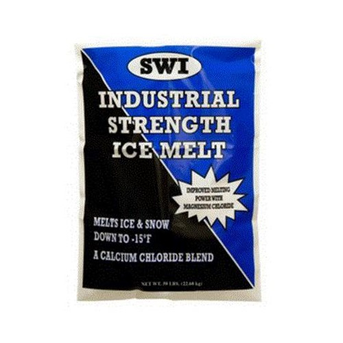 Industrial Strength Ice Melt, 50 Pound Bag, 50B-RR, Sold as each