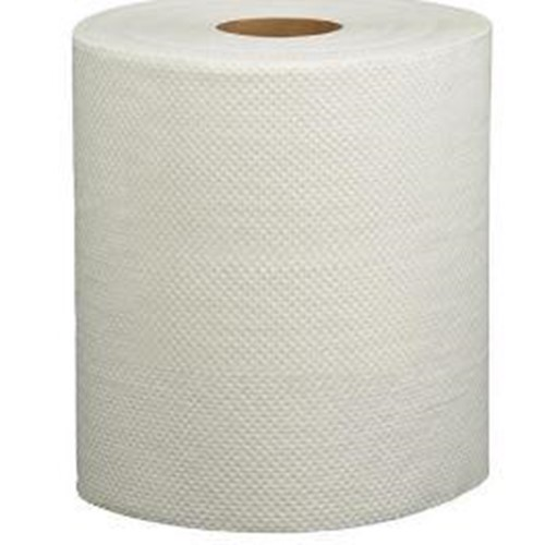 Sofidel, PRO Confidence Hardwound Roll Towel, 7.6 x 700 ft, White, C1 C2, 410113, 6 rolls per case, sold as case