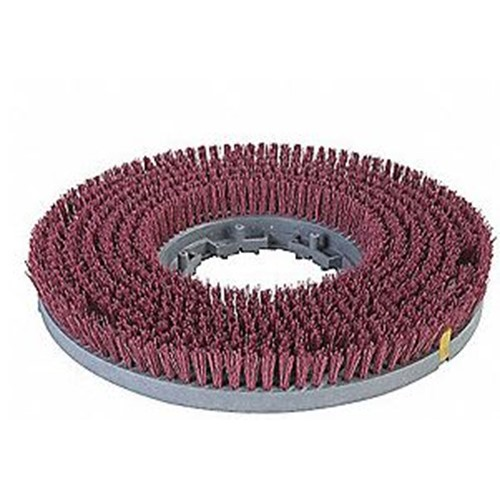 Parts, Carlisle, Rotary Brush Geeneral Cleaning, 20 inch, Red, Easysnap, 3620VRD, sold as each
