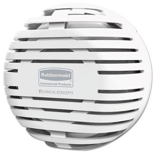"Rubbermaid Commercial Products,  TCell 2.0 Dispenser, 4.09"" Diameter x 2.36"", White, RCP1957532, sold as each"