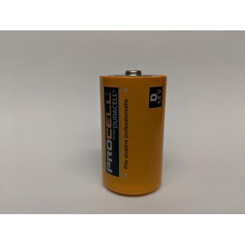 SSC, Heavy Duty Alkaline Battery, Size D, SSC-Bat-D, Sold as One Battery