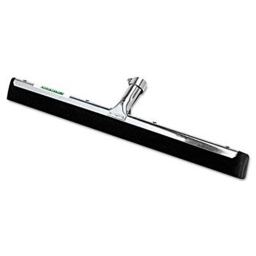 Unger Water Wand, 18 inch Standard Floor Squeegee, Black, UNGMW450, sold as 1 each