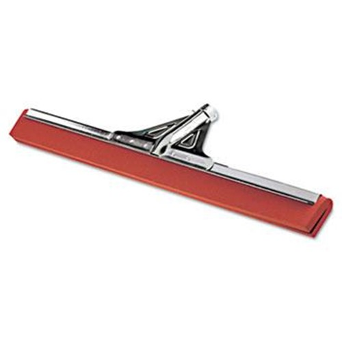 Unger Water Wand Heavy Duty, Straight 30 inch Red Neoprene Foam Rubber Floor Squeegee, UNGHW750, 10 per case, sold as each