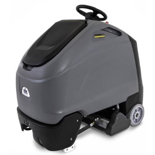 Windsor - Karcher, Chariot 3 CV 86/1 RS BP Stand on Vacuum with 205 AH Batteries and Shelf Charger, 98413920, sold as each