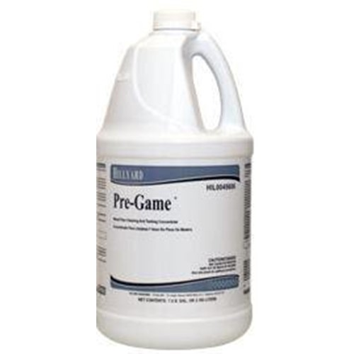 Wood Floor Pre Game Cleaner, Concentrated 1 Gallon, HIL0045206, Ea