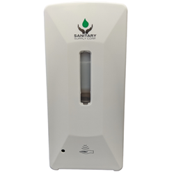 Maobos, Automatic Soap Dispenser, Wall Mounted, White