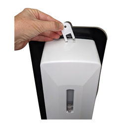 Maobos, Automatic Soap Dispenser Key, White