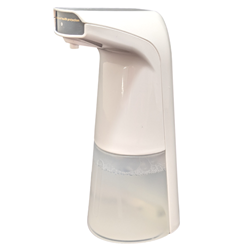 Maobos, Automatic Soap Dispenser, Free Standing, White