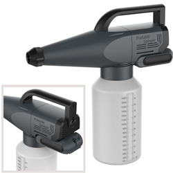 Ideal Spray Technologies, Battery Powered Electrostatic Sprayer-Mister