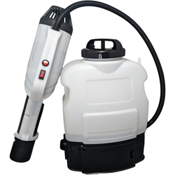 Ideal Spray Technologies LTD, Rechargeable Battery Backpack Electrostatic Sprayer