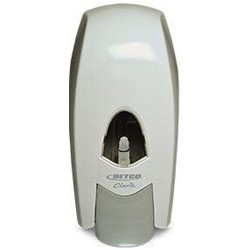 Betco, Clario, Soap Dispenser, White
