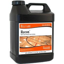 Hillyard, Recon, 2-Component cross-linked formula, HIL0029635, 1 1.5 gallon per case, sold as 1 1.5 gallon
