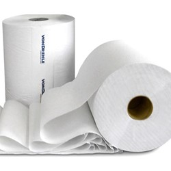 vonDrehle, Transcend, Hardwound Roll Towels, Preserve, 1000 ft, White