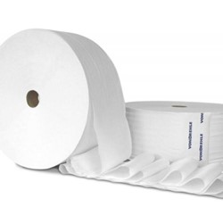 vonDrehle, Transcend, Toilet Paper, SmartCore, 1145 ft, White
